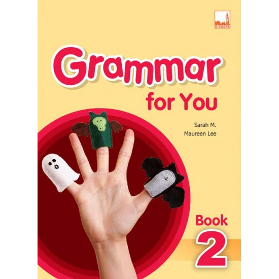GRAMMAR FOR YOU BOOK 2