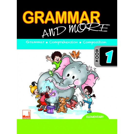 Grammar & More Book 1