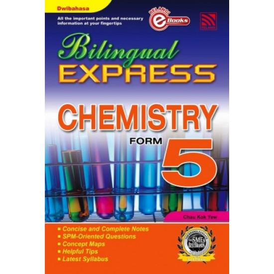 Bilingual Express Chemistry Form 5 (e-Book)