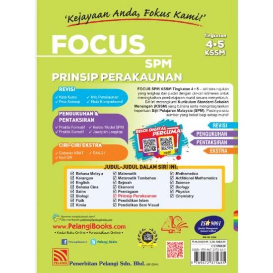 Focus SPM 2020 P.Akaun