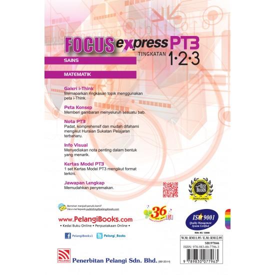 Focus Express PT3 Sains