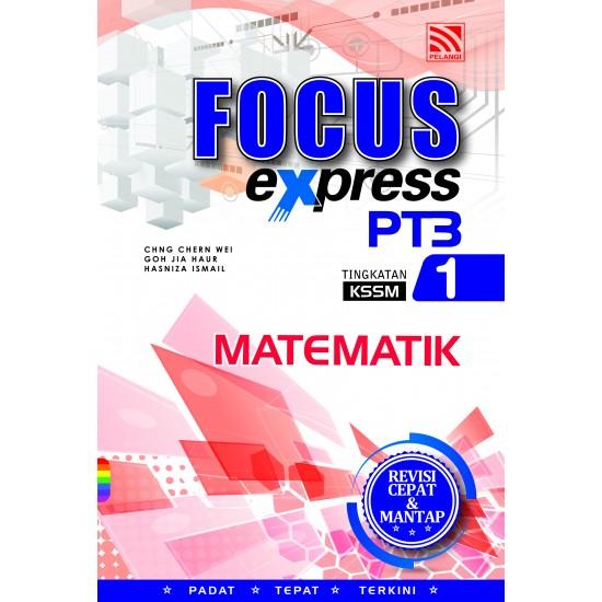 Focus Express Matematik Tg 1