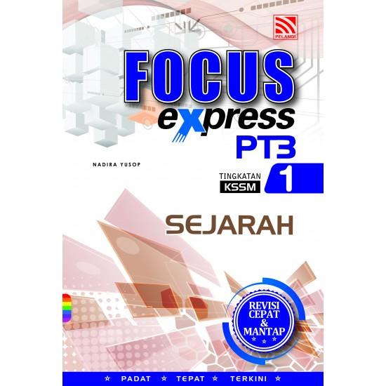Focus Express 2018 Sejarah Tg. 1