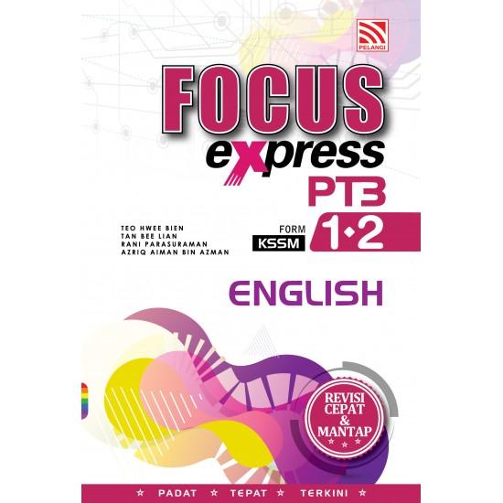 Focus Express English Form 1&2
