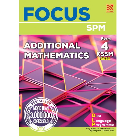 Focus KSSM 2020 Additional Mathematics ( BI Version ) F4