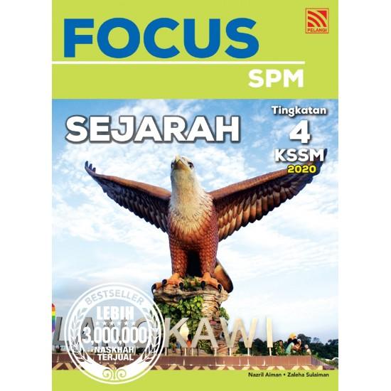 Focus KSSM 2020 Sejarah Tg 4