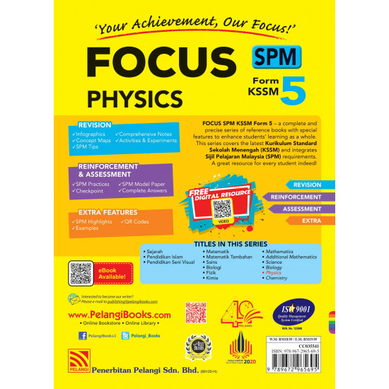 Focus KSSM 2021 Physics Tg 5