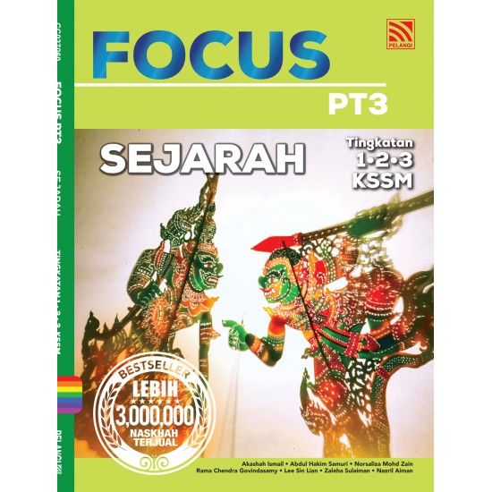 Focus PT3 2020 Sejarah