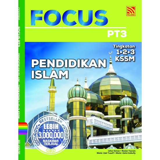 Focus PT3 2020 Pendidikan Islam