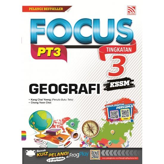 Focus PT3 2019 Geografi Tg 3