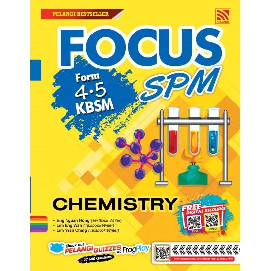 Focus SPM 2019 Chemistry( BI Version )