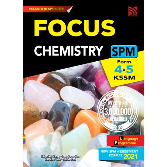 Focus SPM 2021 Chemistry
