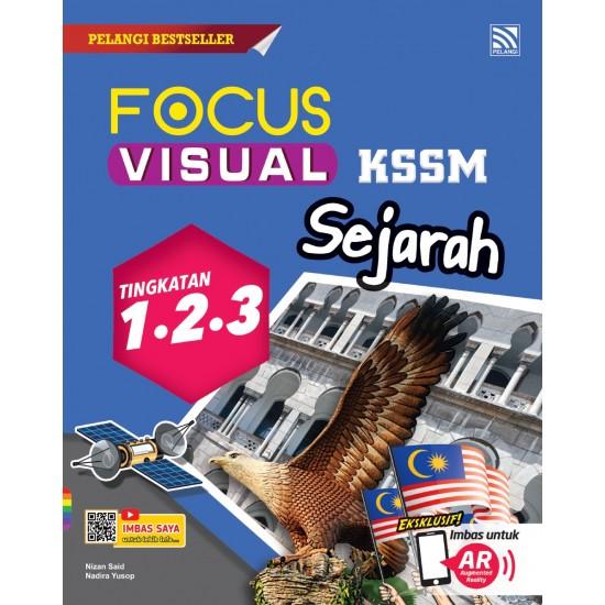 Focus Visual PT3 2020 Sejarah