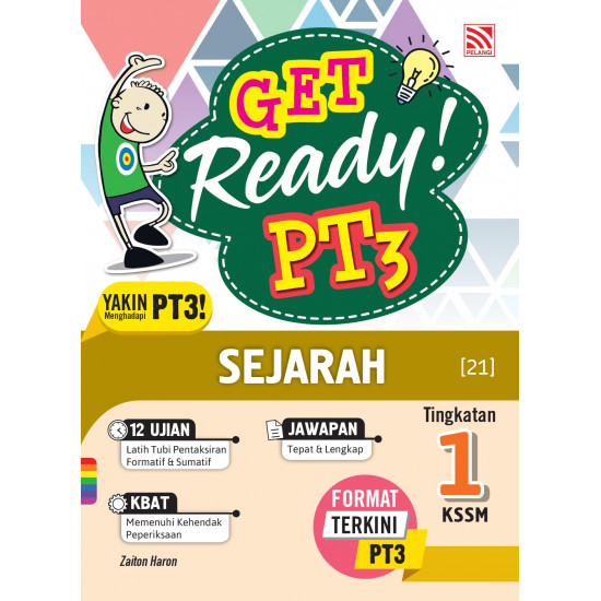 Get Ready! 2021 Sejarah Tg1
