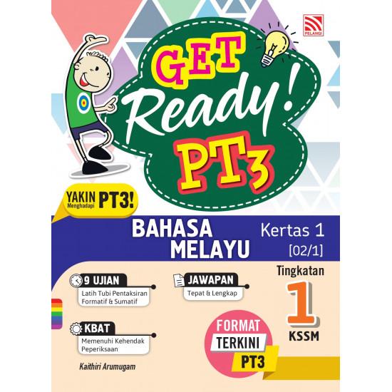 Get Ready! 2021 Bahasa Melayu (Kertas 1) Tg1