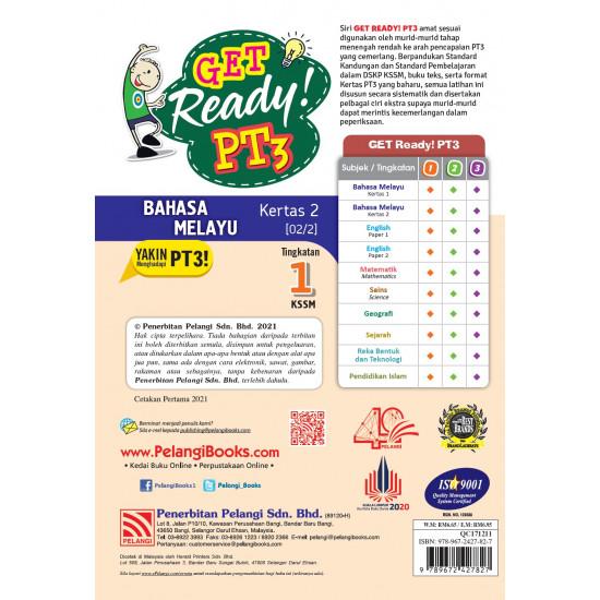 Get Ready! PT3 Tingkatan 1 Bahasa Melayu (Kertas 2)