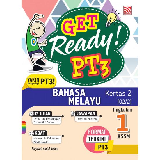 Get Ready! PT3 Bahasa Melayu Tg 1 (Kertas 2)