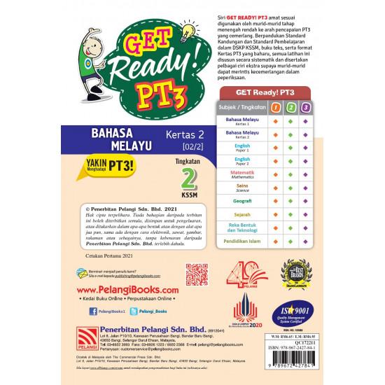 Get Ready! PT3 Bahasa Melayu Tg 2 (Kertas 2)