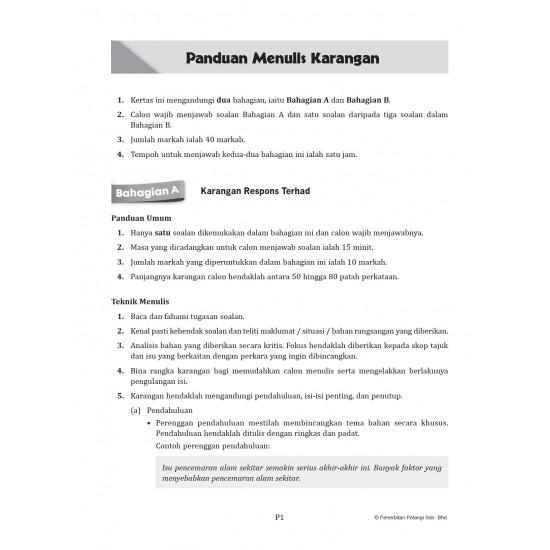 Get Ready! PT3 Bahasa Melayu Tg 3 (Kertas 2)