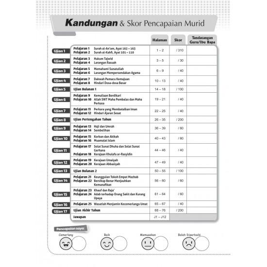 Get Ready SPM 2022 Tingkatan 4 Pendidikan Islam