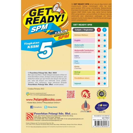 Get Ready SPM 2022 Tingkatan 5 Bahasa Melayu