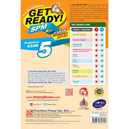 Get Ready SPM 2022 Tingkatan 5 Pendidikan Islam