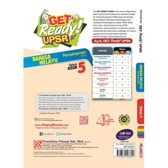 Get Ready UPSR Bahasa Melayu Pemahaman Tahun 5