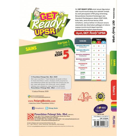 Get Ready UPSR Sains Kertas 1 Tahun 5