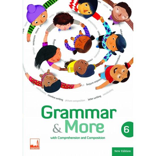 Grammar & More New edition (Book 6)
