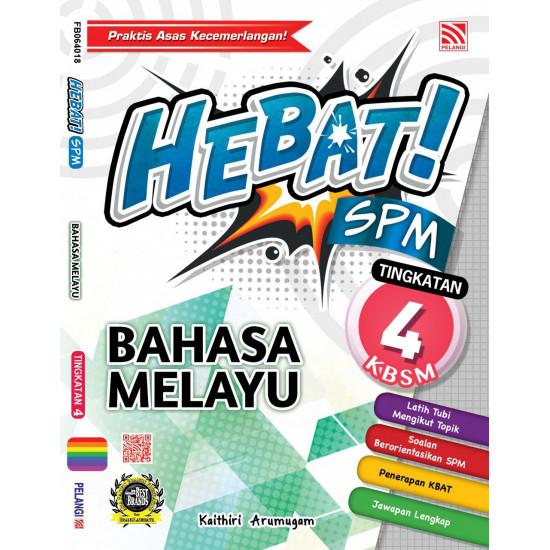 HEBAT 2018 Bahasa Malaysia Tg 4