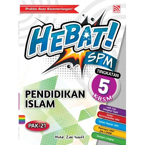 HEBAT! SPM 2018 Pendidikan Islam Tg 5