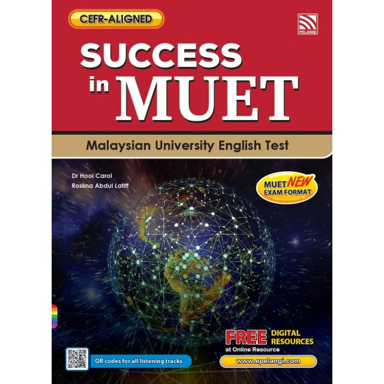 SUCCESS IN MUET 2020