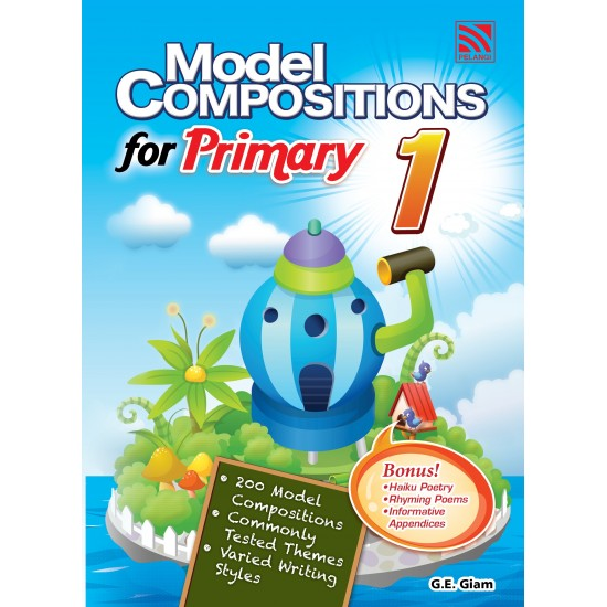 Model Compositions Series (Primary 1) (e-Book)