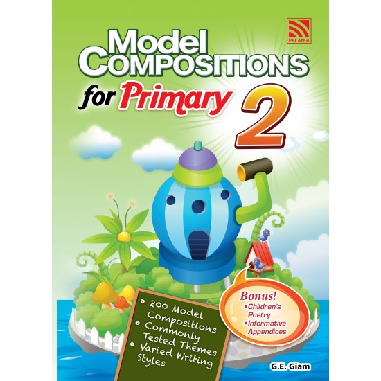 Model Compositions Series (Primary 2) (e-Book)