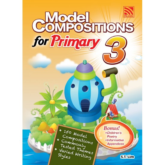 Model Compositions Series (Primary 3) (e-Book)
