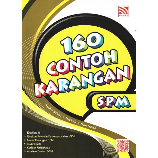 160 Contoh Karangan SPM Bahasa Malaysia