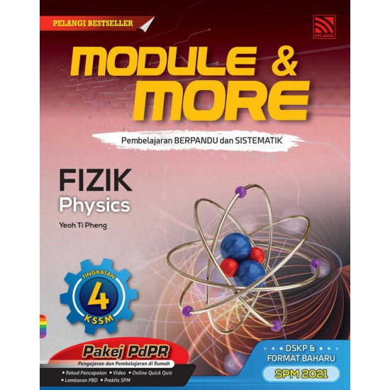 Module and More 2021 Fizik Tg 4
