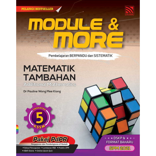 Module and More 2021 Matematik Tambahan Tg 5