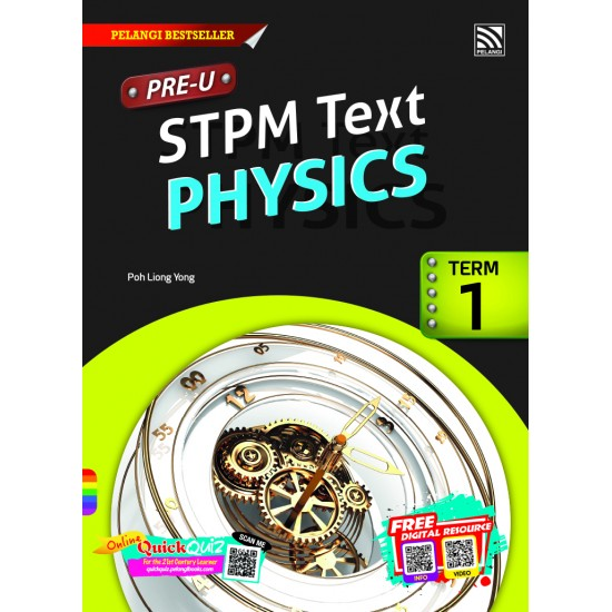 PRE-U STPM 2018 PHYSICS PENGGAL 1