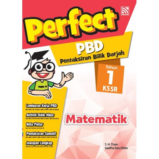 Perfect PBD KSSR 2021 Matematik Tahun 1