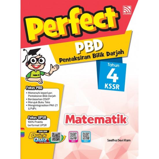 Perfect PBD KSSR 2021 Matematik Tahun 4