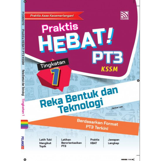 Praktis Hebat PT3 2020  Reka Bentuk Dan Teknologi Tg 1