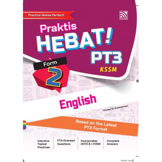 Praktis Hebat PT3 2020 English Form 2