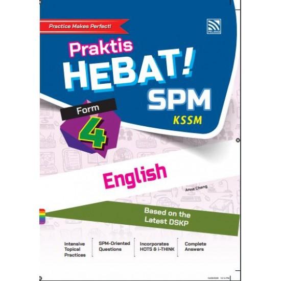 Praktis Hebat SPM 2020 English Form 4