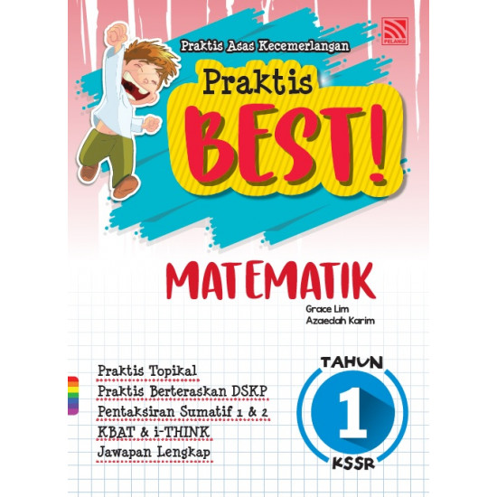 Praktis Best! KSSR 2021 Matematik Tahun 1