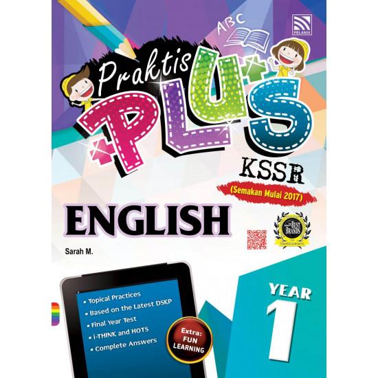 Praktis Plus 2017 English Year 1