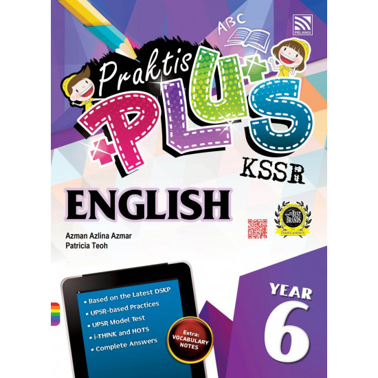 Praktis Plus 2017 English Year 6