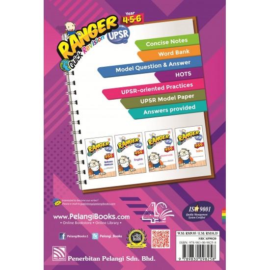 Ranger UPSR English