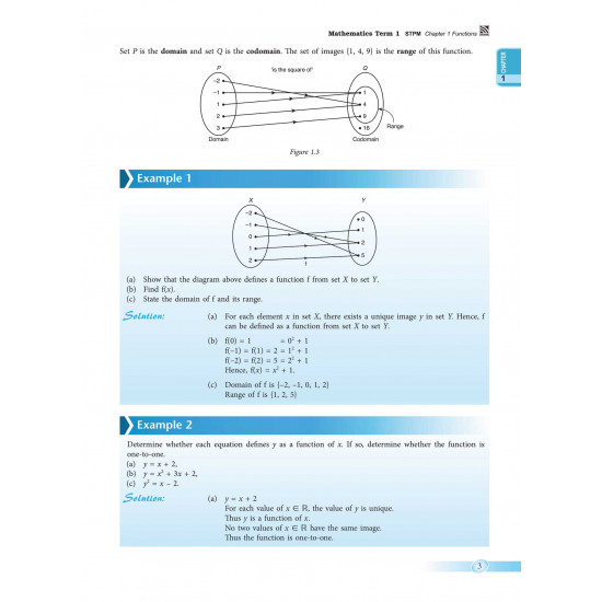 Pre-U STPM 2022 Term 1 Mathematics