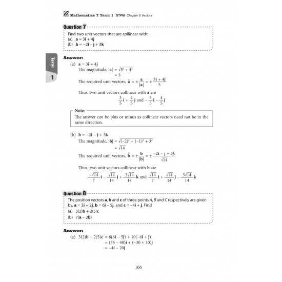 Q and A STPM 2022 Mathematics (T) Term 1-3